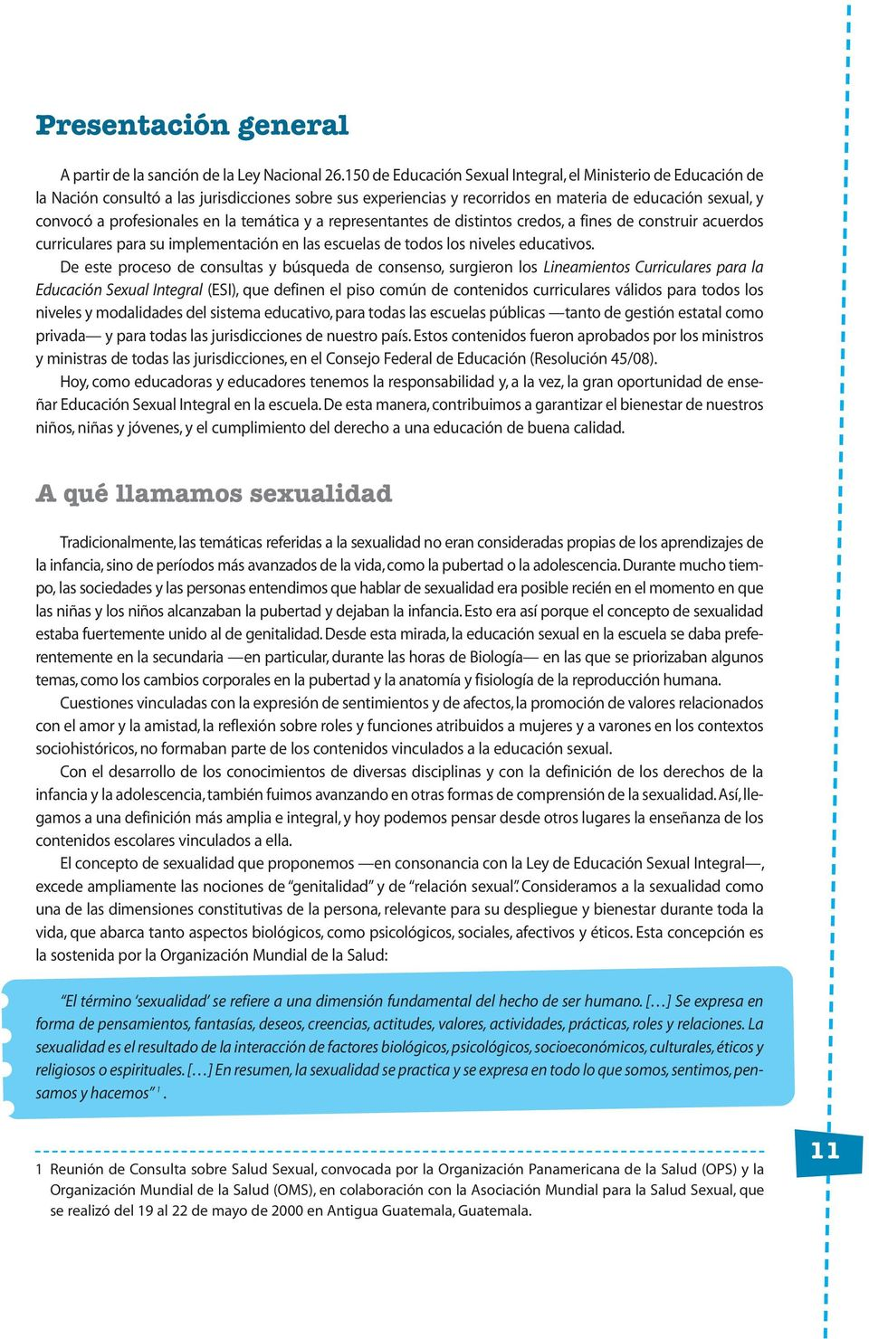 Educación Sexual Integral - PDF