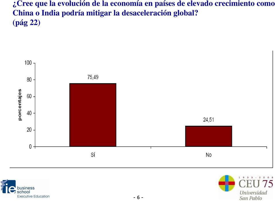 crecimiento como China o India