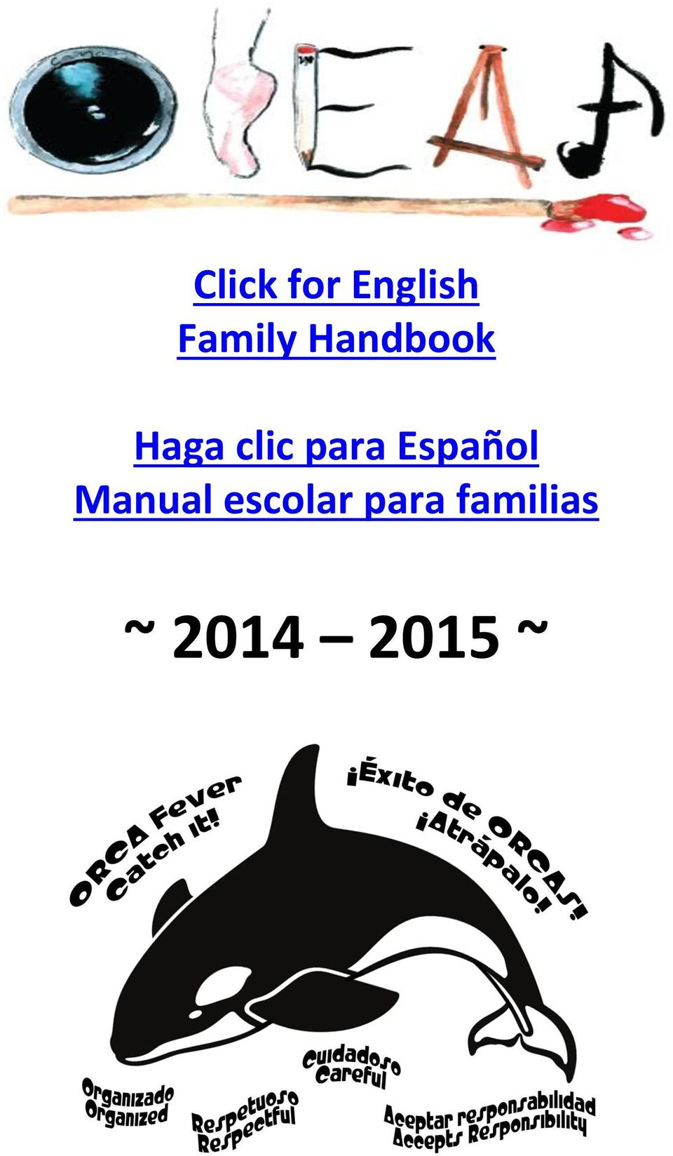 Español Manual escolar