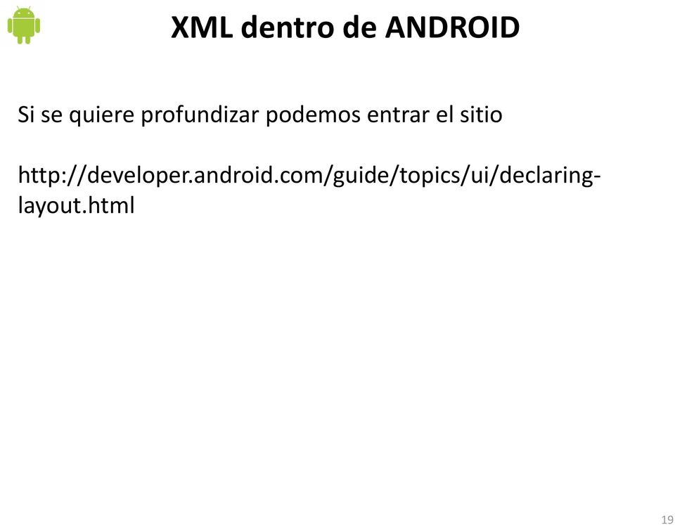 sitio http://developer.android.