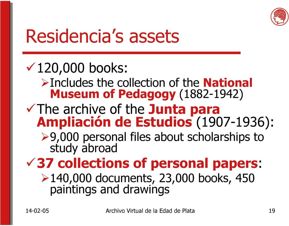 personal files about scholarships to study abroad 37 collections of personal papers: 140,000