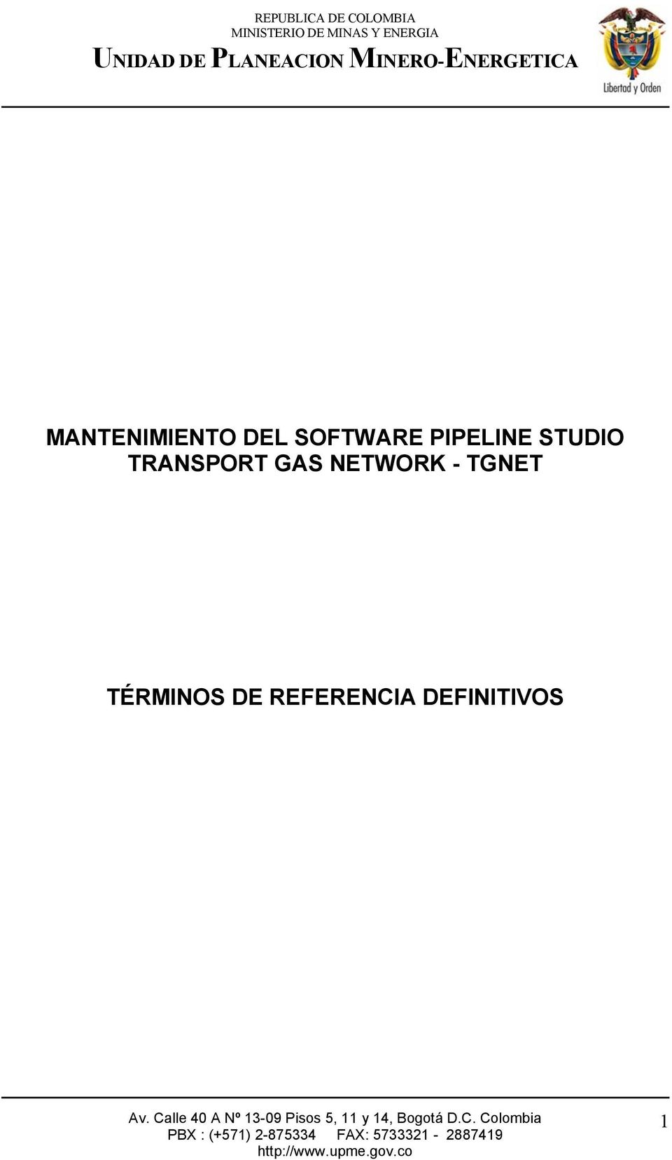 GAS NETWORK - TGNET