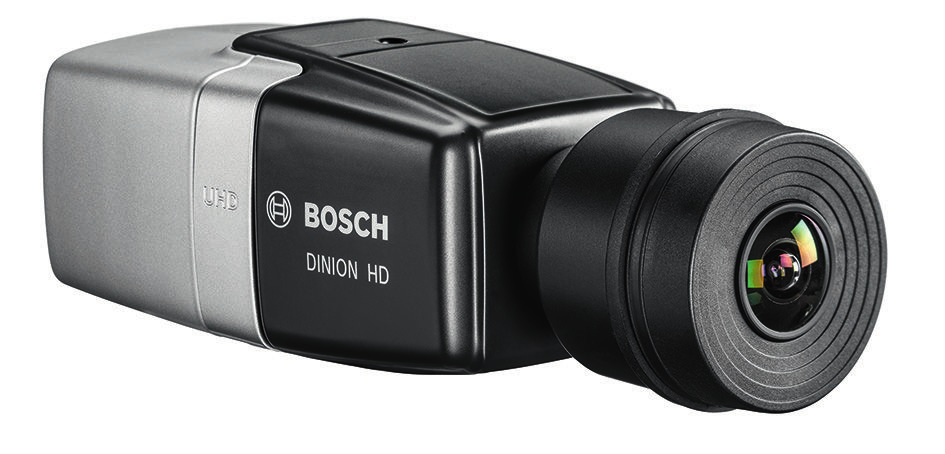 Vídeo DINION IP ultra 8000 MP DINION IP ultra 8000 MP www.boschsecurity.