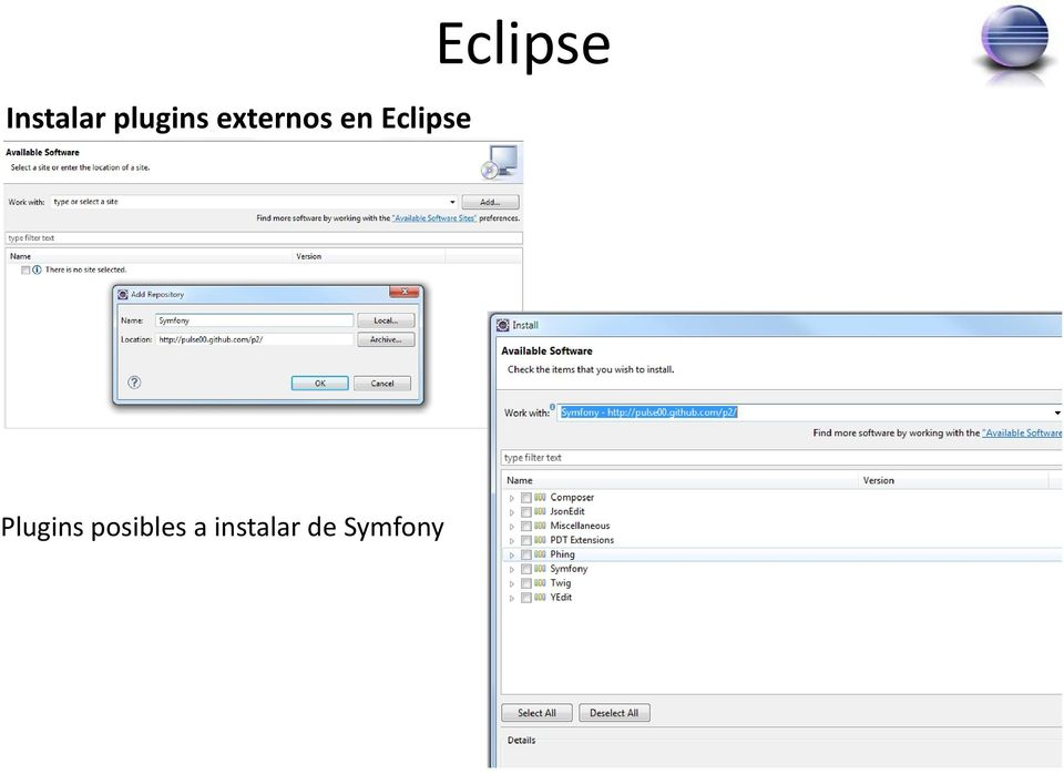 Eclipse Plugins