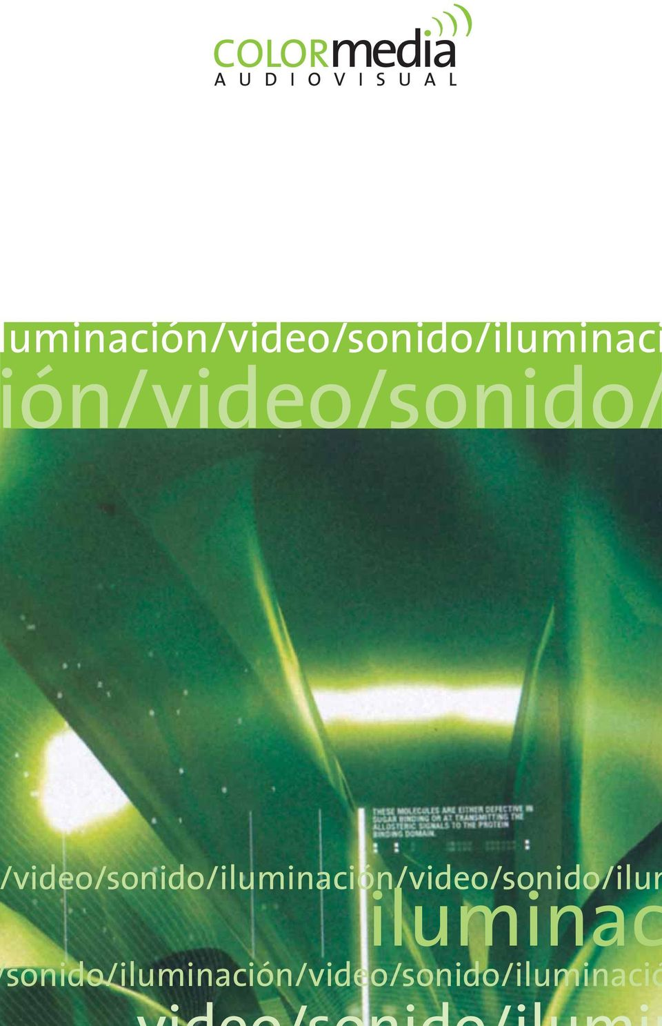 video/sonido/iluminaciilum iluminac