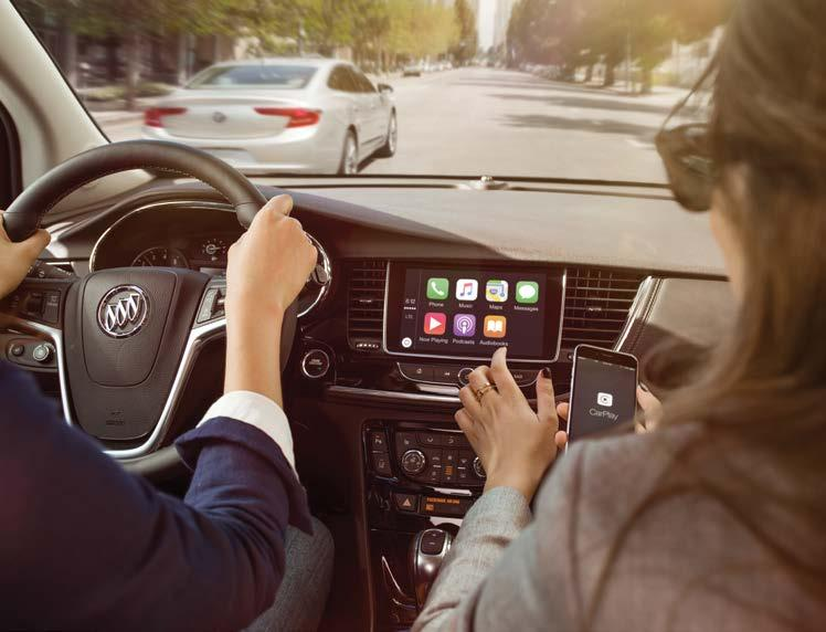 SISTEMA INTELLILINK Con nueva pantalla táctil de 8 con Smartphone Integration, Apple Carplay recibe direcciones,