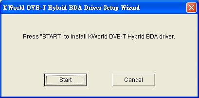 After installing drivers successfully, you MUST choose your local