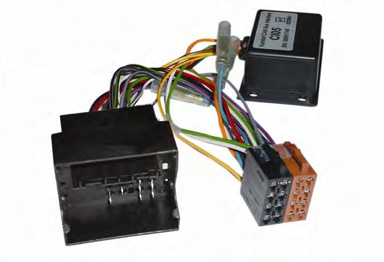 70.3745 1 CANBUS INTERFACE PARA IMPULSOS CITROEN:C4 1n'04->3