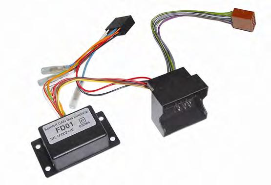 3746 1 CANBUS INTERFACE PARA IMPULSOS FORD:C-Max 1n'03->,C-Max