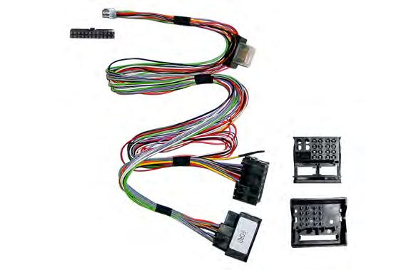 38.4342 1 SIMPLEX 16 Cables. Para PARROT MK 6000/9000 FORD:Todos/All'01->,. 38.