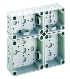 enclosures are drawn in 2D or 3D and the first prototypes are manufactured in our own tool room.