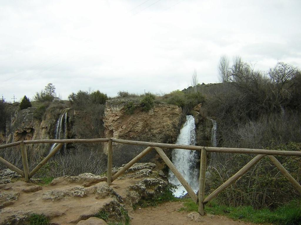Ruidera: aguas superficiales
