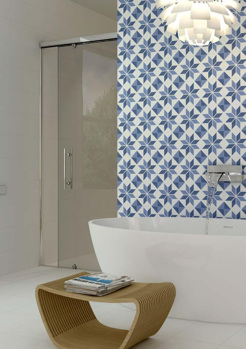 WALL: Vanguard System 20x20 cm_pop White 20x20