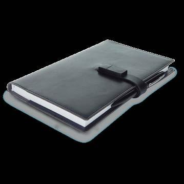 NUEVO US-45 LIBRETA EXECUTIVE CON USB Y