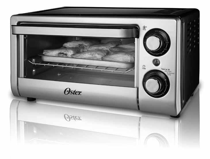 User Manual Toaster Oven Manual de Instrucciones Horno