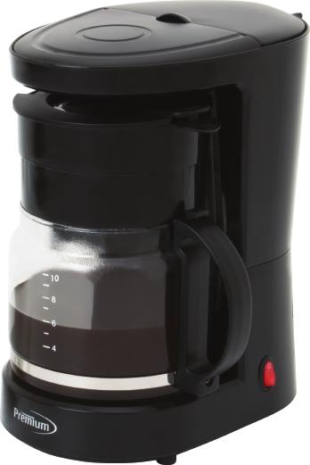 10-CUP COFFEE MAKER CAFETERA DE 10