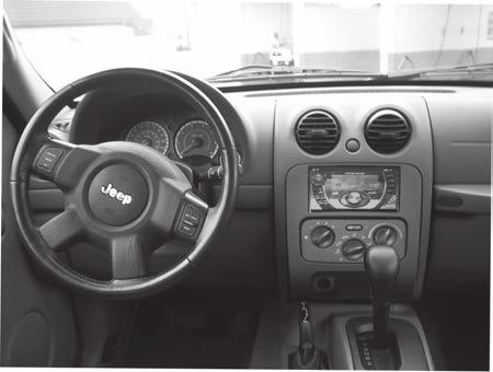 KIT FEATURES Double DIN radio provision Painted matte black INSTALLATION INSTRUCTIONS FOR PART 95-6524B APPLICATIONS Jeep Liberty 2002-2007 95-6524B U.S. PATENT # D781,842 Table of Contents Dash Disassembly.