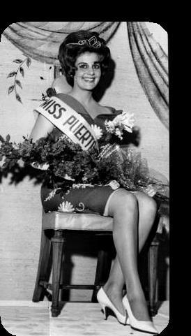 Jeanette Biascochea, Miss Puerto Rico 1963.