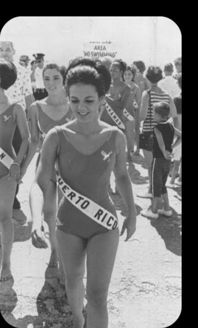 Miss Universe 1966 Miami Beach, Florida (16 de julio de