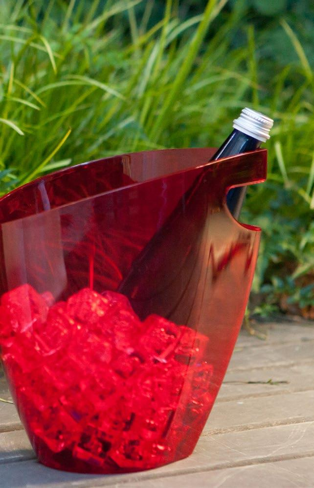 NATURE Cubitera acrílica Acrylic bucket Patented