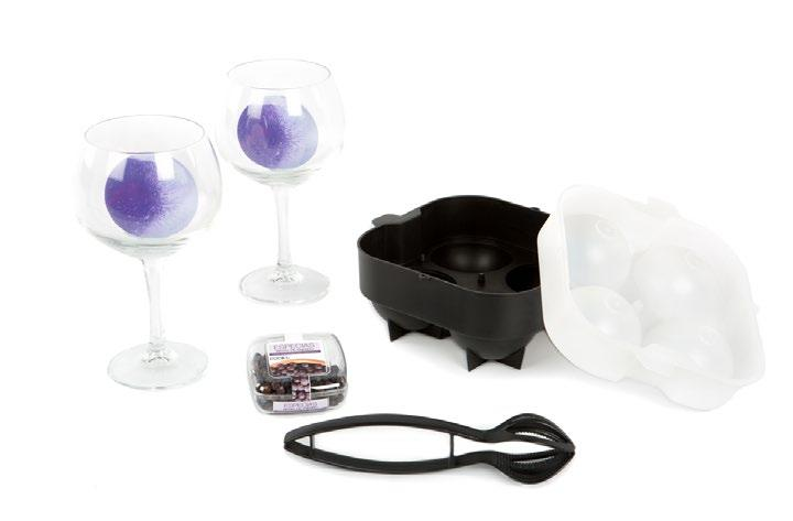 KIT COCTELERIA XXL Ice Ball,