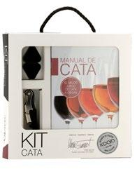 anti-drop prizes, 20 red and white wine tasting sheet and 1 tasting manual.