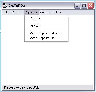Image resolution Use Options >> Video