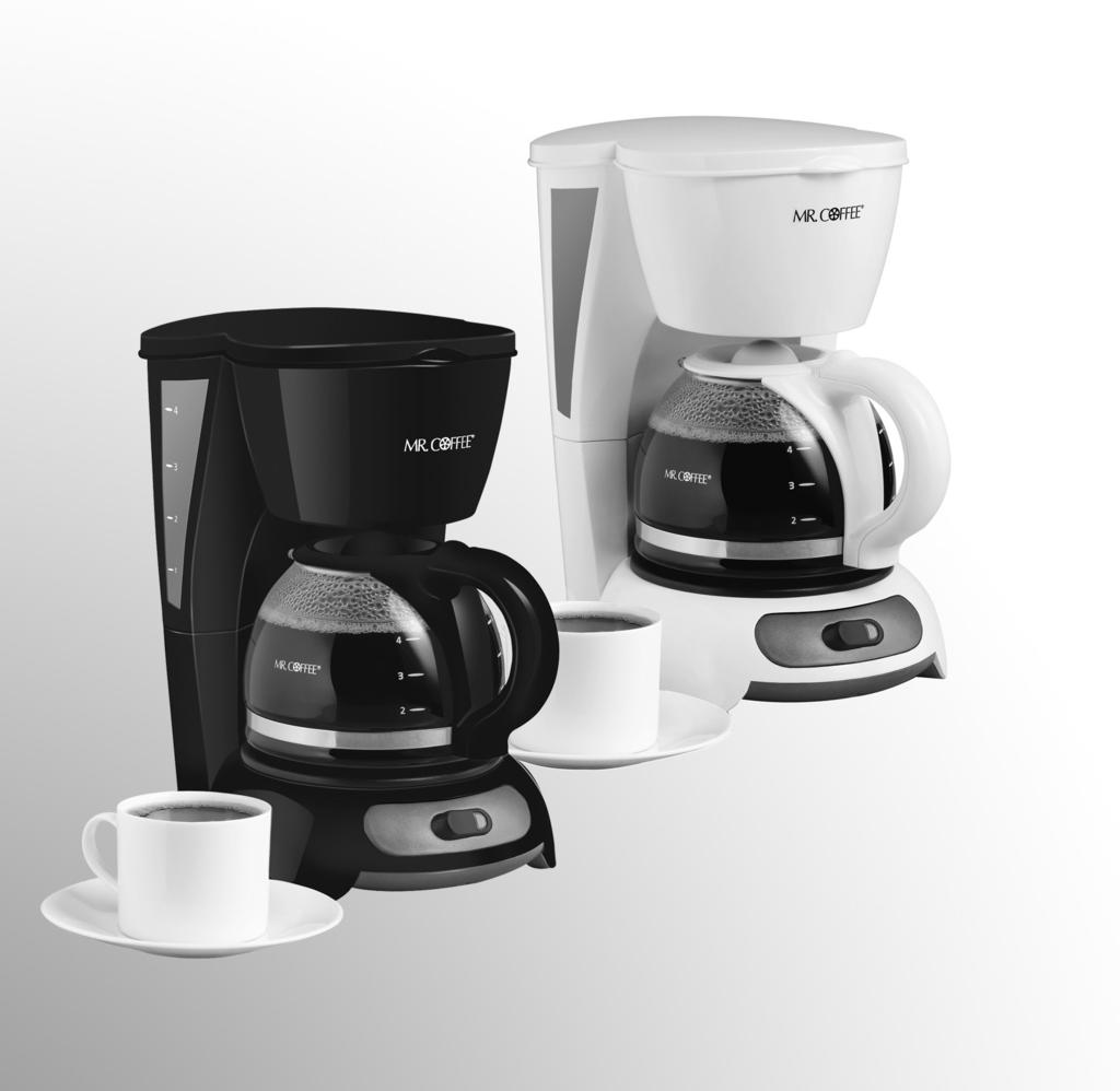 User Manual / Manual del Usuario 4-Cup Coffeemaker / Cafetera para 4 Tazas TF Series / Serie TF 2012 Sunbeam Products, Inc. doing business as Jarden Consumer Solutions. All rights reserved.