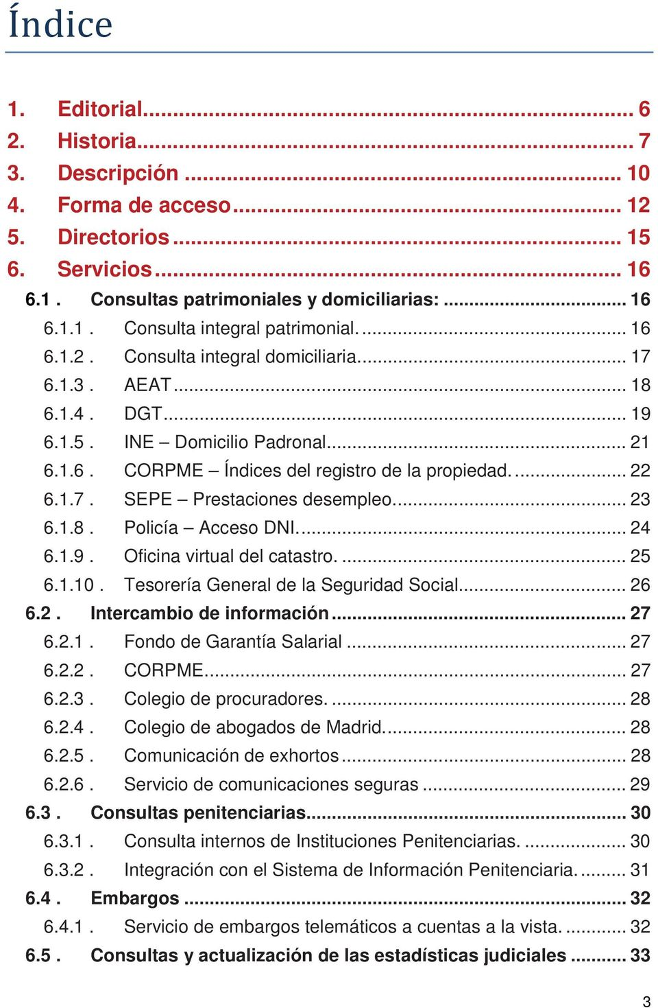 Punto neutro judicial pdf for Sepe oficina virtual
