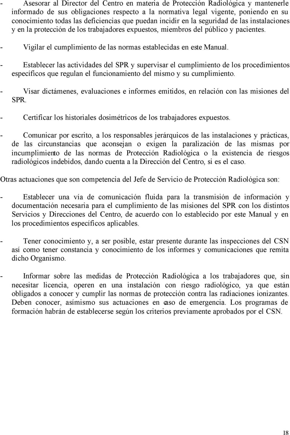 MANUAL GENERAL DE PROTECCIÓN RADIOLÓGICA - PDF