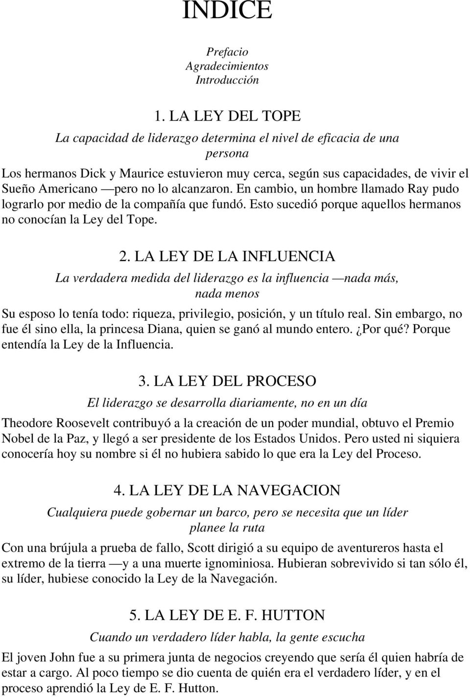 Las 21 Leyes Irrefutables Del Liderazgo Pdf Free Download