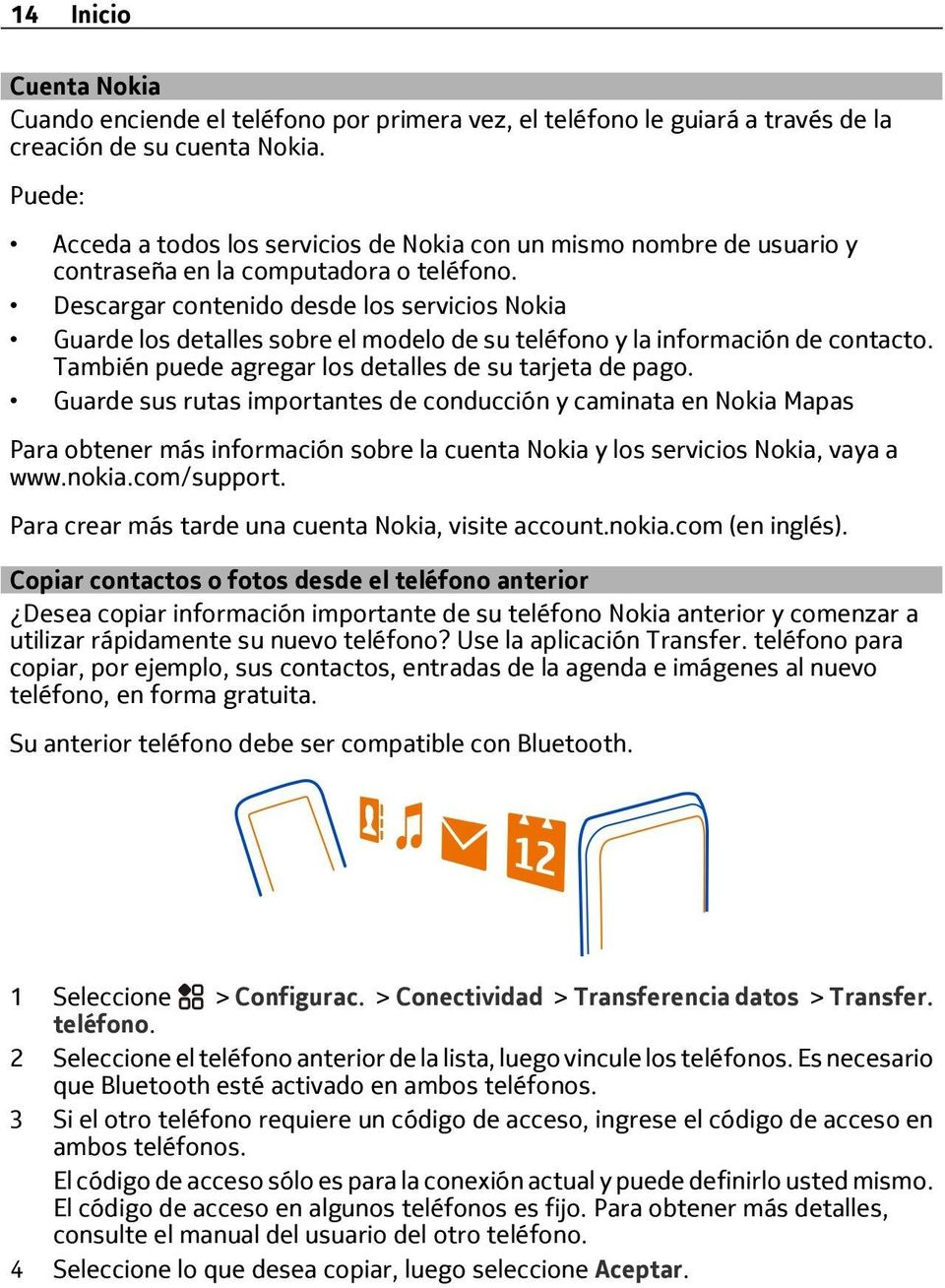Manual del Usuario para Nokia PDF