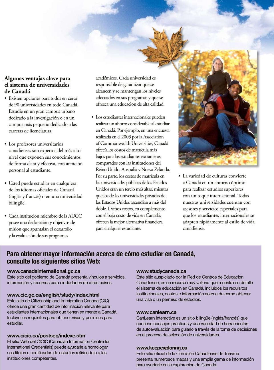 Universidades canadienses: Una guía completa para estudiantes ...
