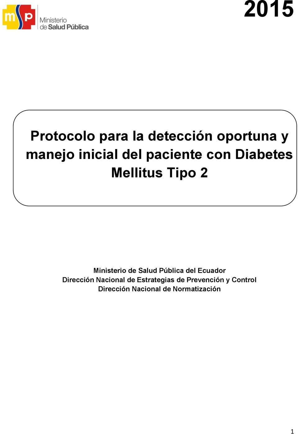 protocolo de diabetes 2