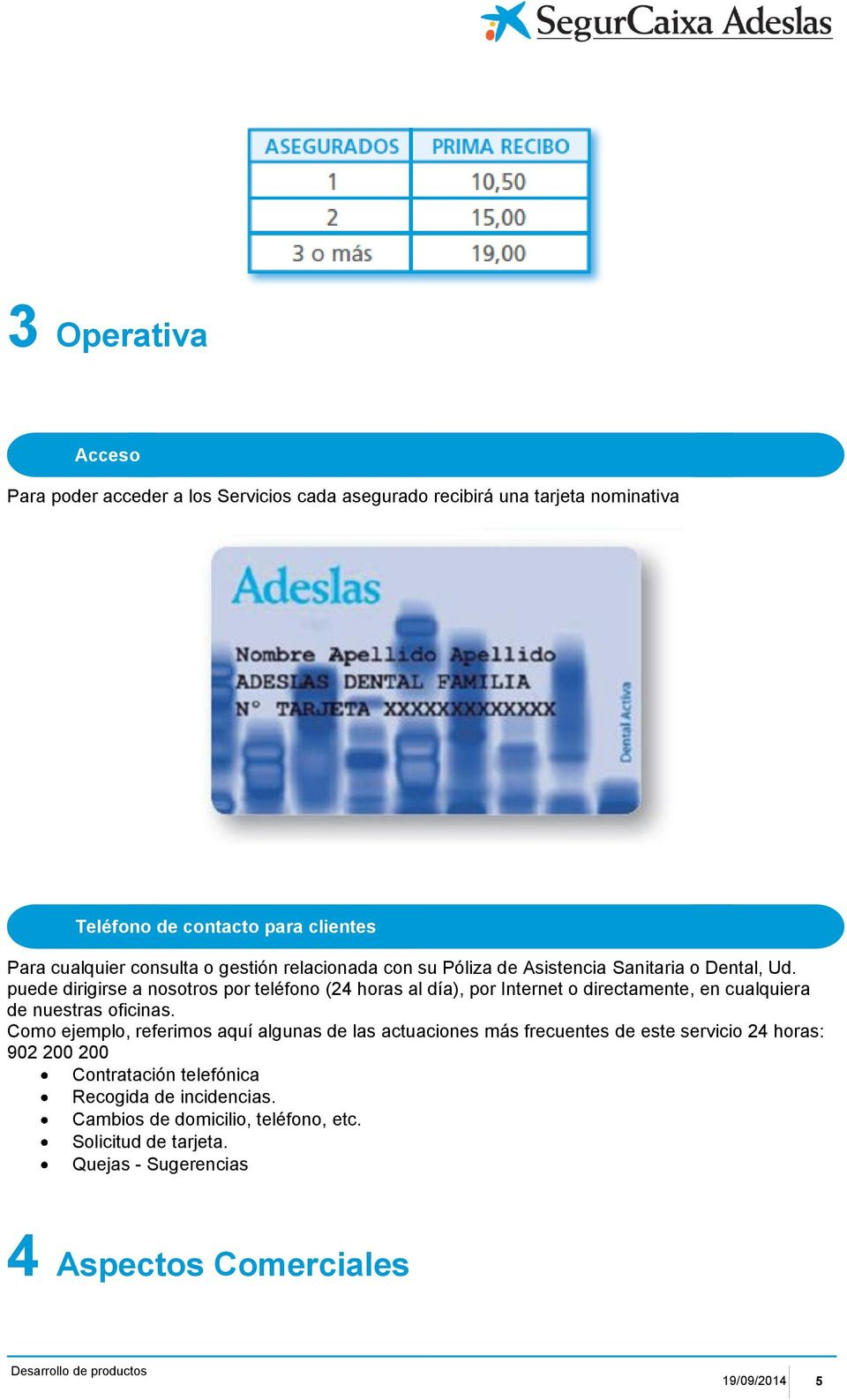 Adeslas Dental Madrid Telefono Gratuito