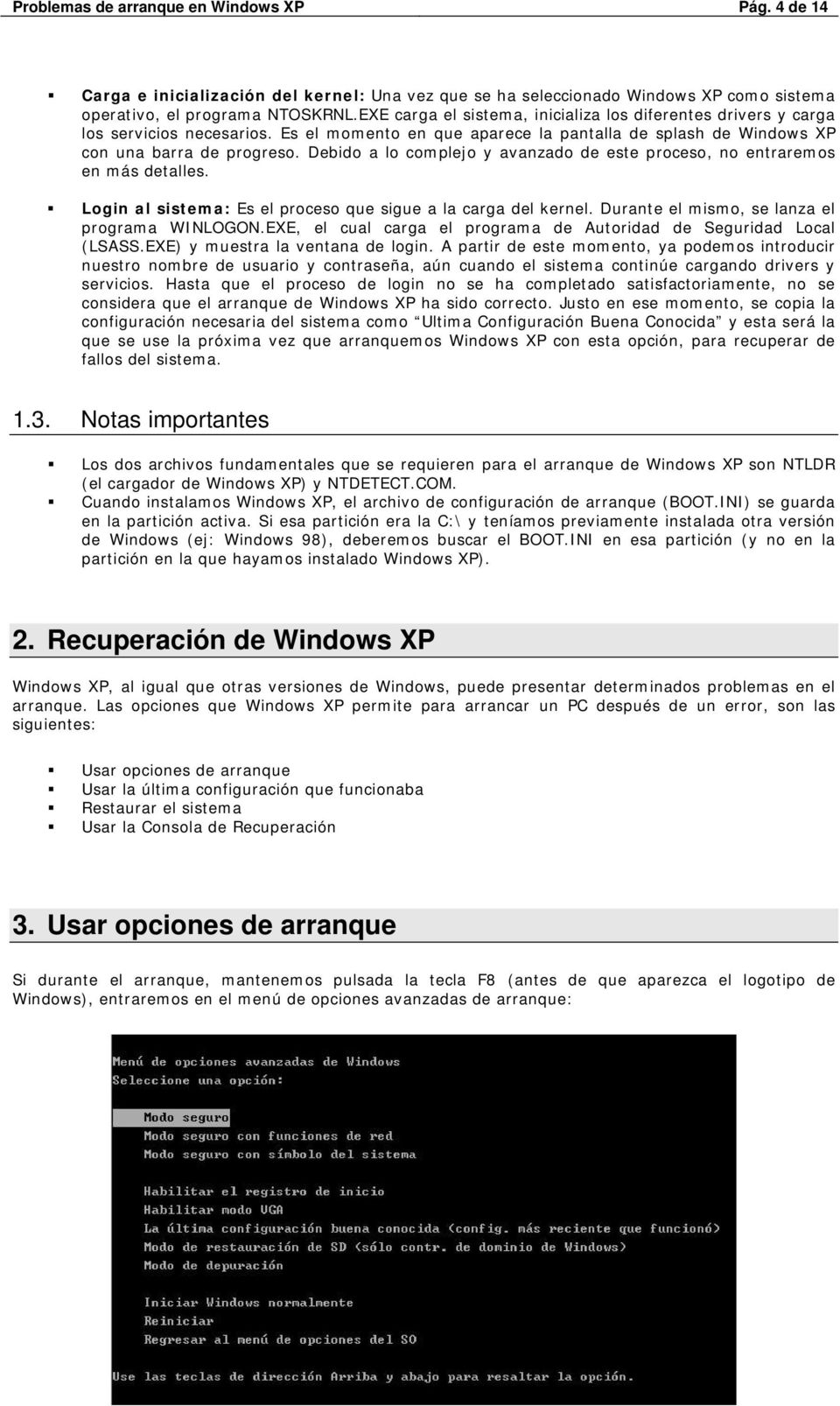 reparar lsass.exe windows xp