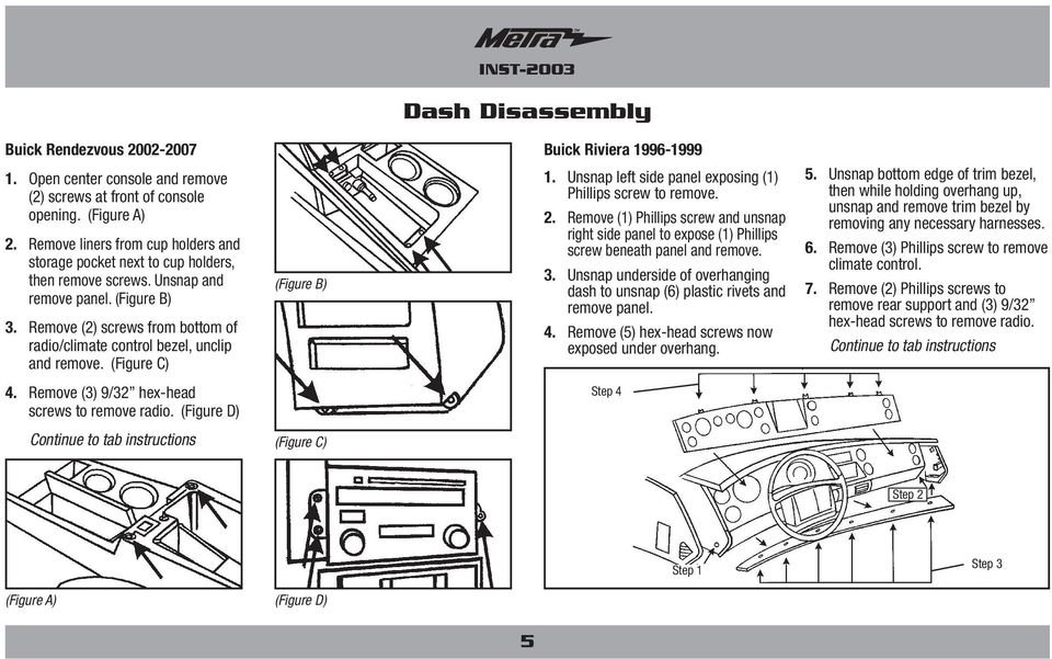 GM/Isuzu/Suzuki multi-kit INST-2003/IBR-555GM - PDF ... on