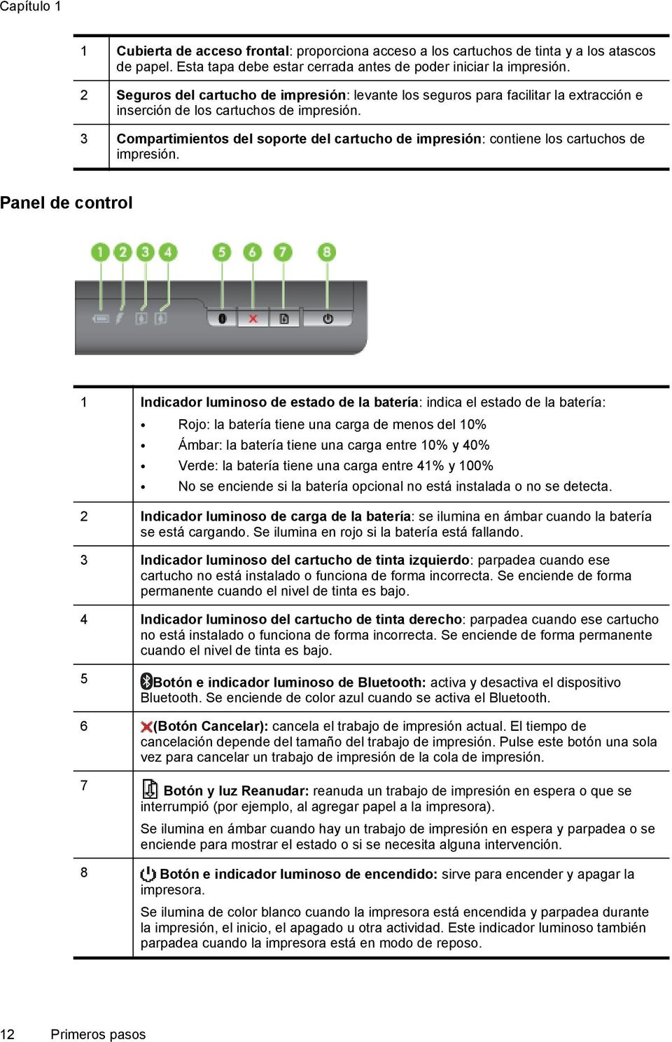 Guía del usuario. HP Officejet PDF