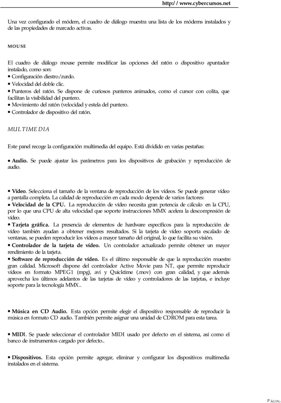 INTRODUCCIÓN AL SISTEMA OPERATIVO WINDOWS NT 4 - PDF