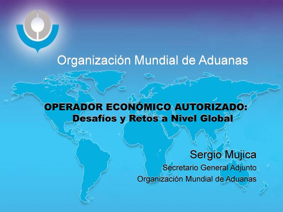 Nivel Global Sergio Mujica Secretario