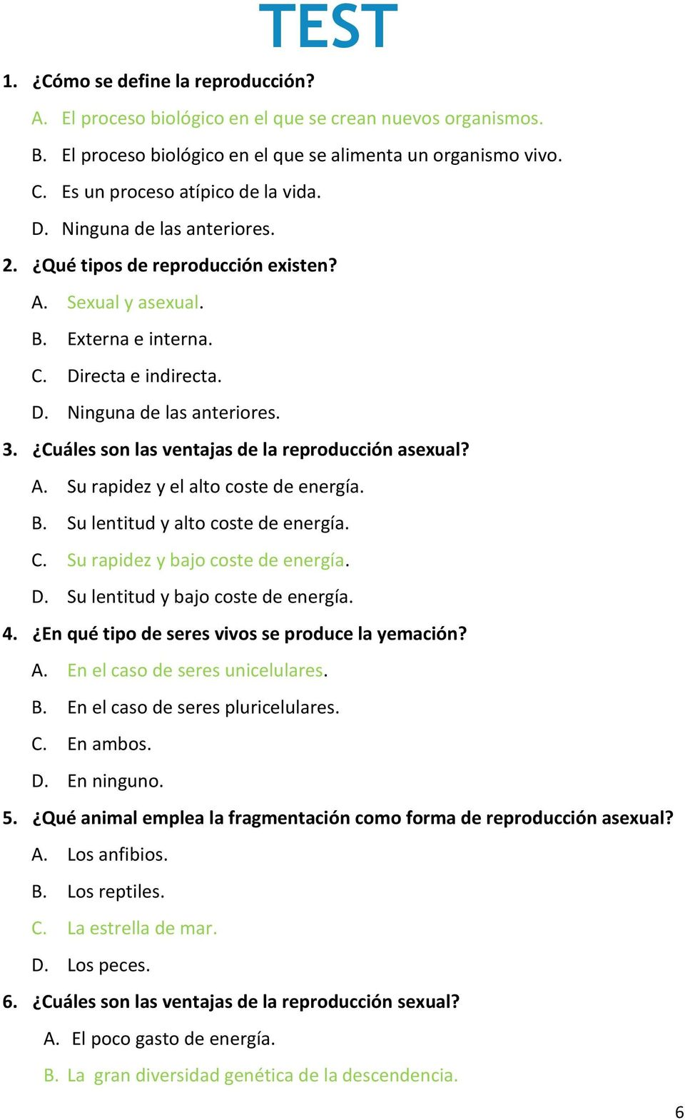 Ciclostomos reproduccion asexual de las plantas