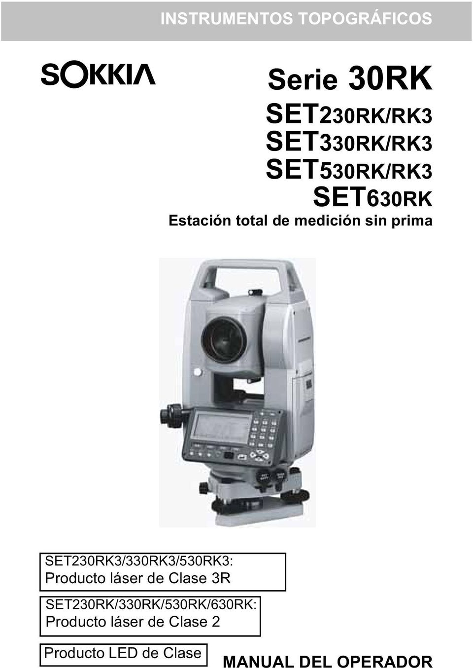 ... Array - manual sokkia set 510 espa c3 b1ol one word quickstart guide  book u2022 rh
