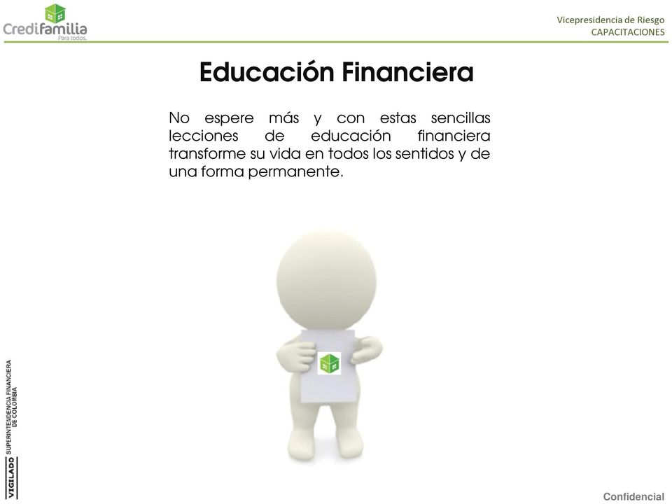 educación financiera transforme su vida