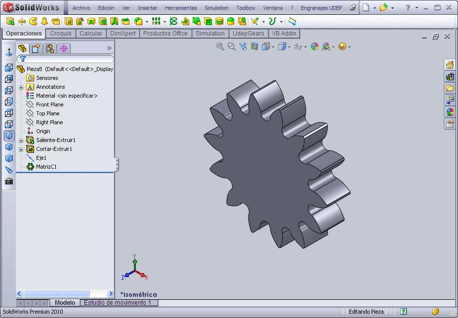Geartrax For Solidworks 2016 89 | My First JUGEM