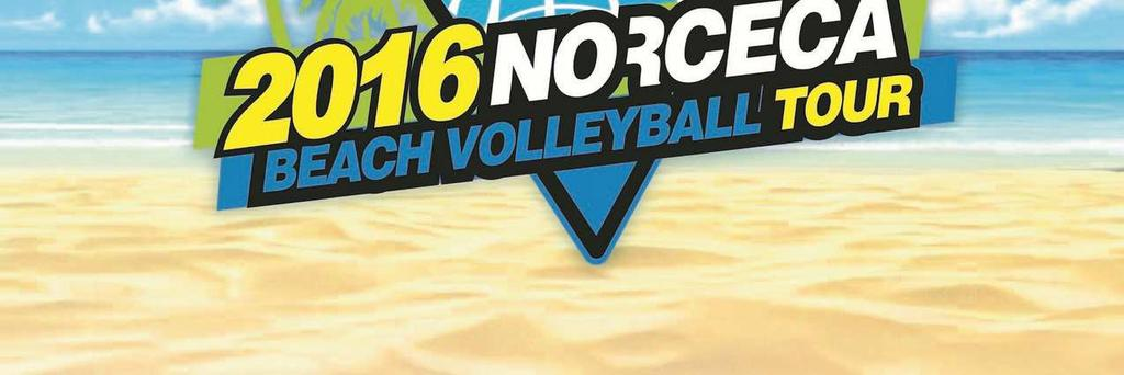 2016 NORCECA BEACH VOLLEYBALL CONTINENTAL TOUR - PDF