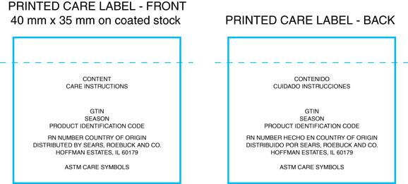 Packaging ID Code  SRSCC-001 Printed Straight Cut Combined Care   Content  Label - 4285d7f3aff3