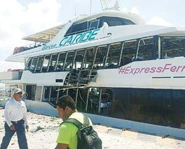 Ferry foljer sin plan